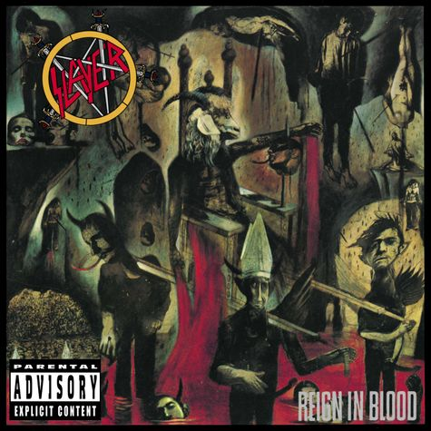 Slayer: Reign In Blood (CD)