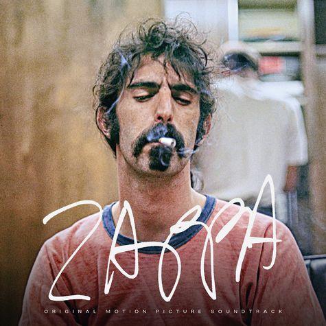Frank Zappa: ZAPPA (Original Motion Picture Soundtrack) (2LP)
