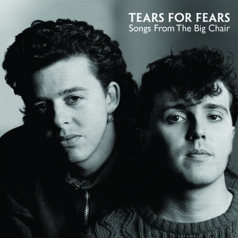 Tears For Fears: Songs From The Big Chair (4 CD + DVD + BLURAY)