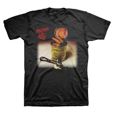 The Rolling Stones: Sticky Fingers Treacle Tee