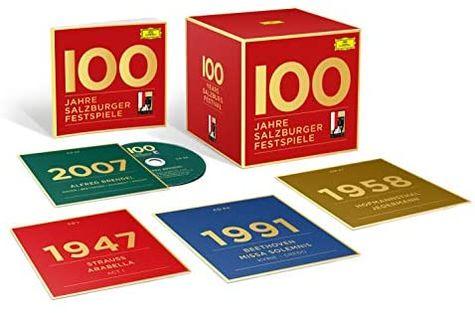 Various Artists: 100 Jahre Salzburger Festspiele (58 CDs)