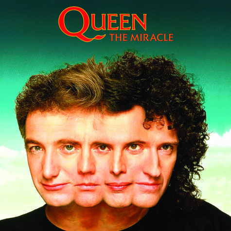Queen: The Miracle (Remastered 2 CD Deluxe Edition)