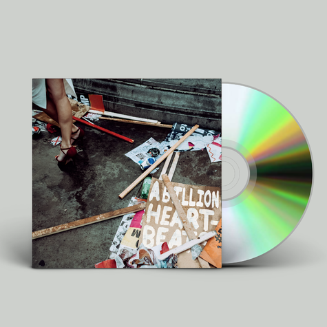 Mystery Jets: A Billion Heartbeats CD