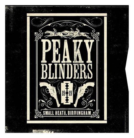 Various Artists: Peaky Blinders (2CD)