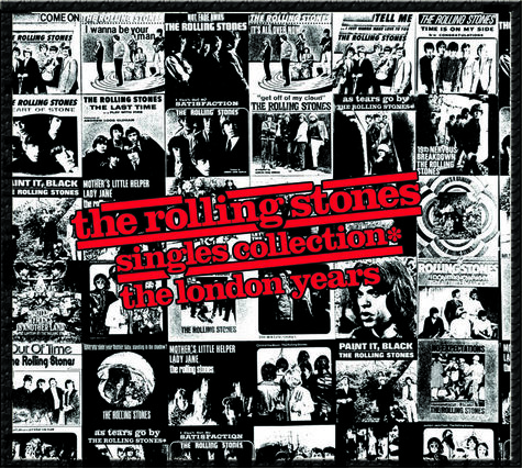 The Rolling Stones: Singles Collection: The London Years (3CD)