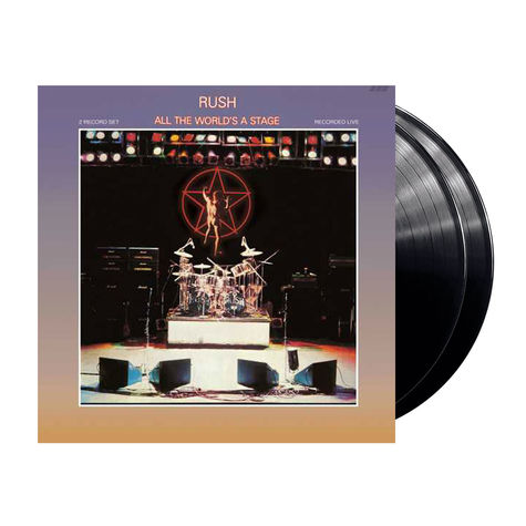Rush: All The World's A Stage (2 LP)