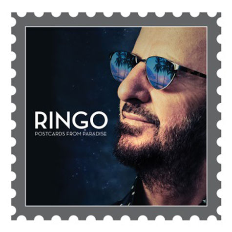 Ringo Starr: Postcards From Paradise