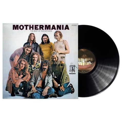 Frank Zappa: Mothermania: Best Of The Mothers (50th Anniv) (LP)