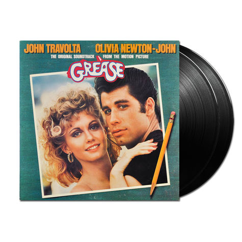 Soundtrack: Grease (2LP)