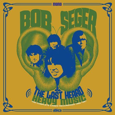 Bob Seger: Heavy Music: The Complete Cameo Recordings 1966-1967 (CD)