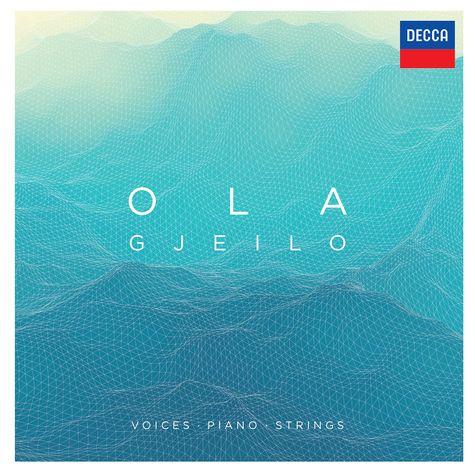 Ola Gjeilo: Ola Gjeilo (CD)
