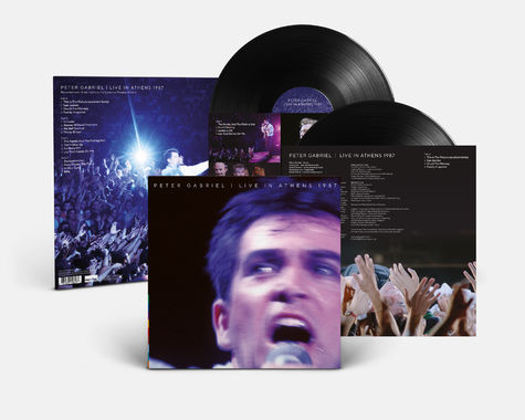 Peter Gabriel: Live in Athens 1987 (2LP)