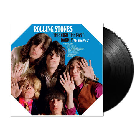 The Rolling Stones: Through The Past