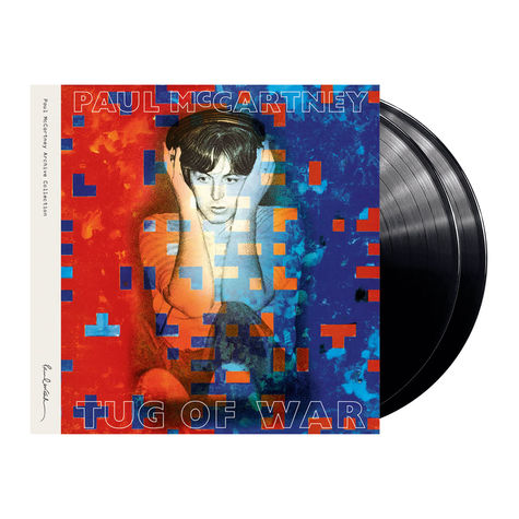 Paul McCartney: Tug Of War (2LP)