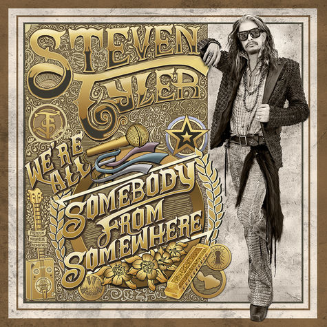 Steven Tyler: We're All Somebody From Somewhere (CD)