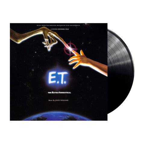 Soundtrack: E.T. The Extra-Terrestrial