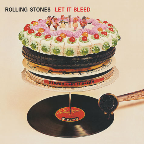 The Rolling Stones: Let It Bleed (50th Anniversary LP)