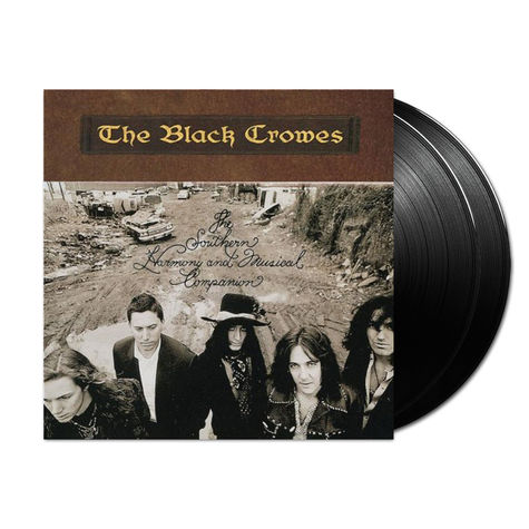 The Black Crowes: The Southern Harmony and Musical Companion (2LP)