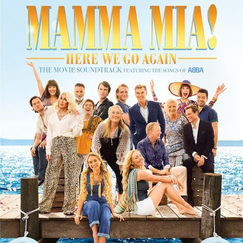 Various Artists: Mamma Mia! Here We Go Again (Original Motion Picture Soundtrack) (2LP)