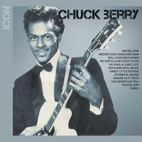 Chuck Berry: Icon (CD)