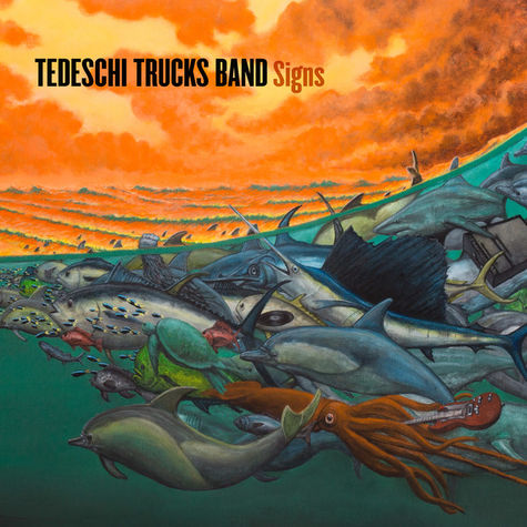 Tedeschi Trucks Band: Signs (CD)