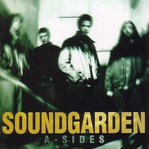 Soundgarden: A-Sides (2LP)