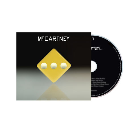 Paul McCartney: McCartney III - Deluxe Edition Yellow CD