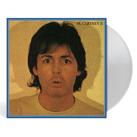 Paul McCartney: McCartney II (Clear Vinyl)