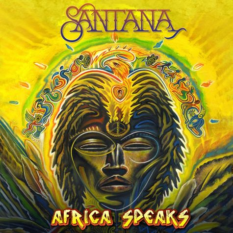 Santana: Africa Speaks (CD)