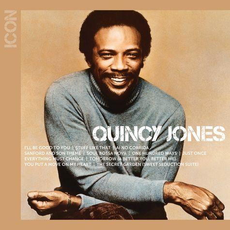 Quincy Jones: Icon (CD)