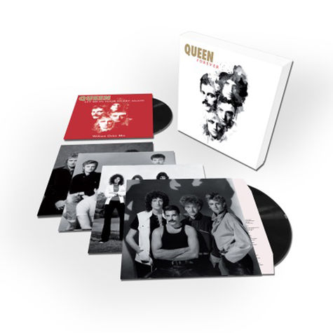 Queen: Forever (5 LP)
