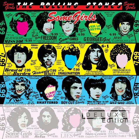 The Rolling Stones: Some Girls (Deluxe Edition)