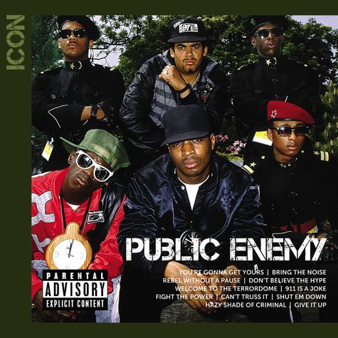 Public Enemy: Icon (CD)