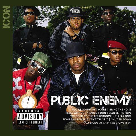 Public Enemy: Icon (CD)