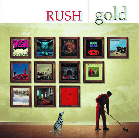 Rush: Gold (2CD)