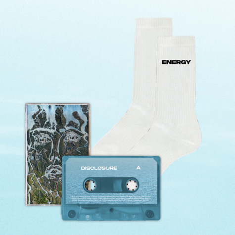 Disclosure: Cassette + Socks