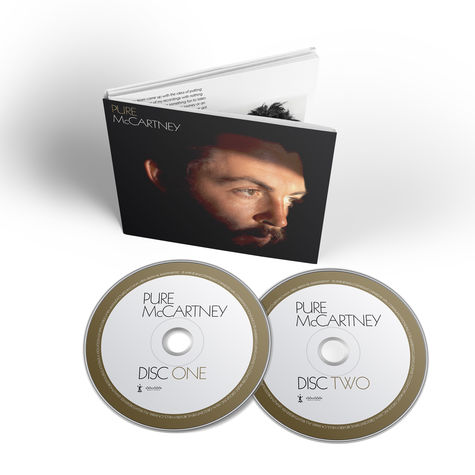 Paul McCartney: Pure McCartney (2CD)