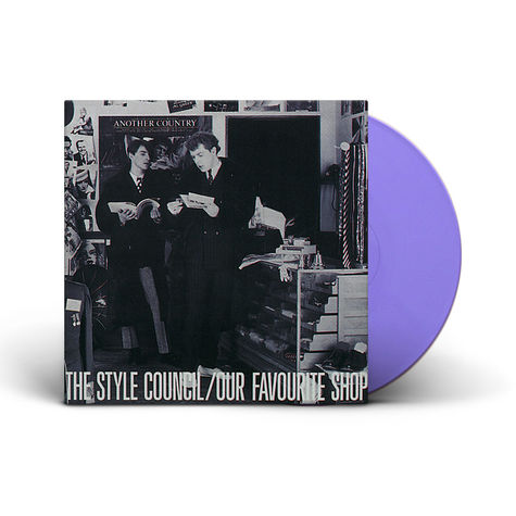 The Style Council: Our Favourite Shop (Lilac Vinyl)