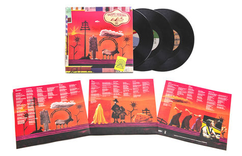 Paul McCartney: Egypt Station - Explorer's Edition (3LP)