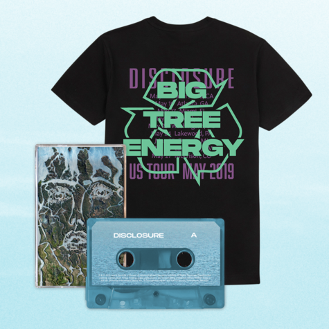 Disclosure: Cassette + Recycled Tee