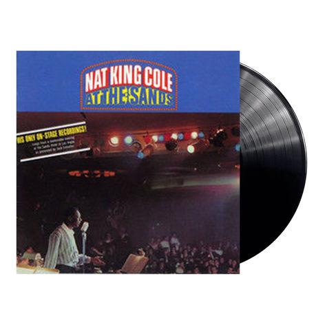 Nat King Cole: At The Sands