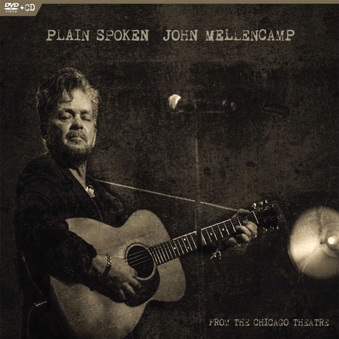 John Mellencamp: Plain Spoken: From The Chicago Theatre (DVD + CD)