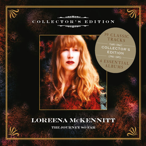 Loreena McKennitt: The Journey So Far: The Best Of (4CD)