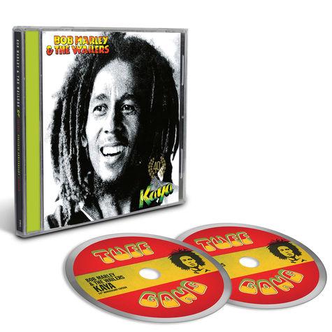 Bob Marley: Kaya 40 (Deluxe 2CD)