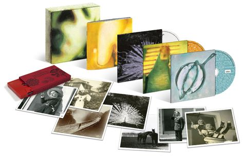 The Smashing Pumpkins: Pisces Iscariot (Deluxe Edition)