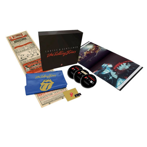 The Rolling Stones: Ladies & Gentlemen - Deluxe Edition