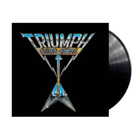 Triumph: Allied Forces (30th Anniversary LP)