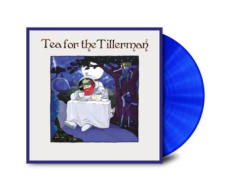 Yusuf / Cat Stevens: Tea For The Tillerman 2 (Blue) [LP]