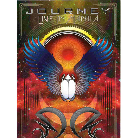 Journey: Live In Manila (DVD + 2CD)