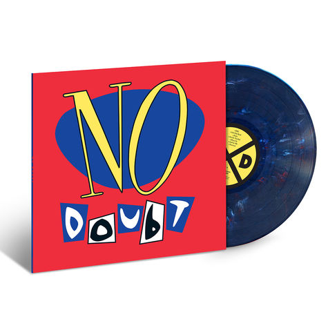 No Doubt: No Doubt (Ltd Blue Vinyl)